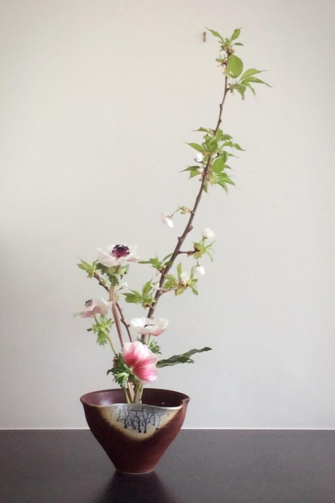Safi Christine : Ikebana Jiyuka